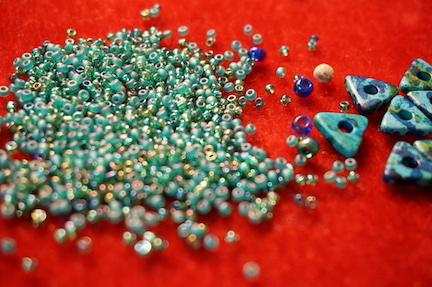 Combine beads 2